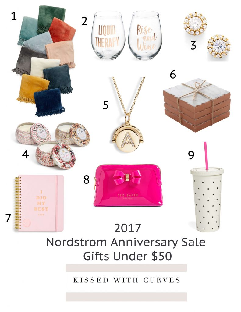 2017 Nordstrom Anniversary Sale - Gift Ideas Under $50 - Kissed With ...