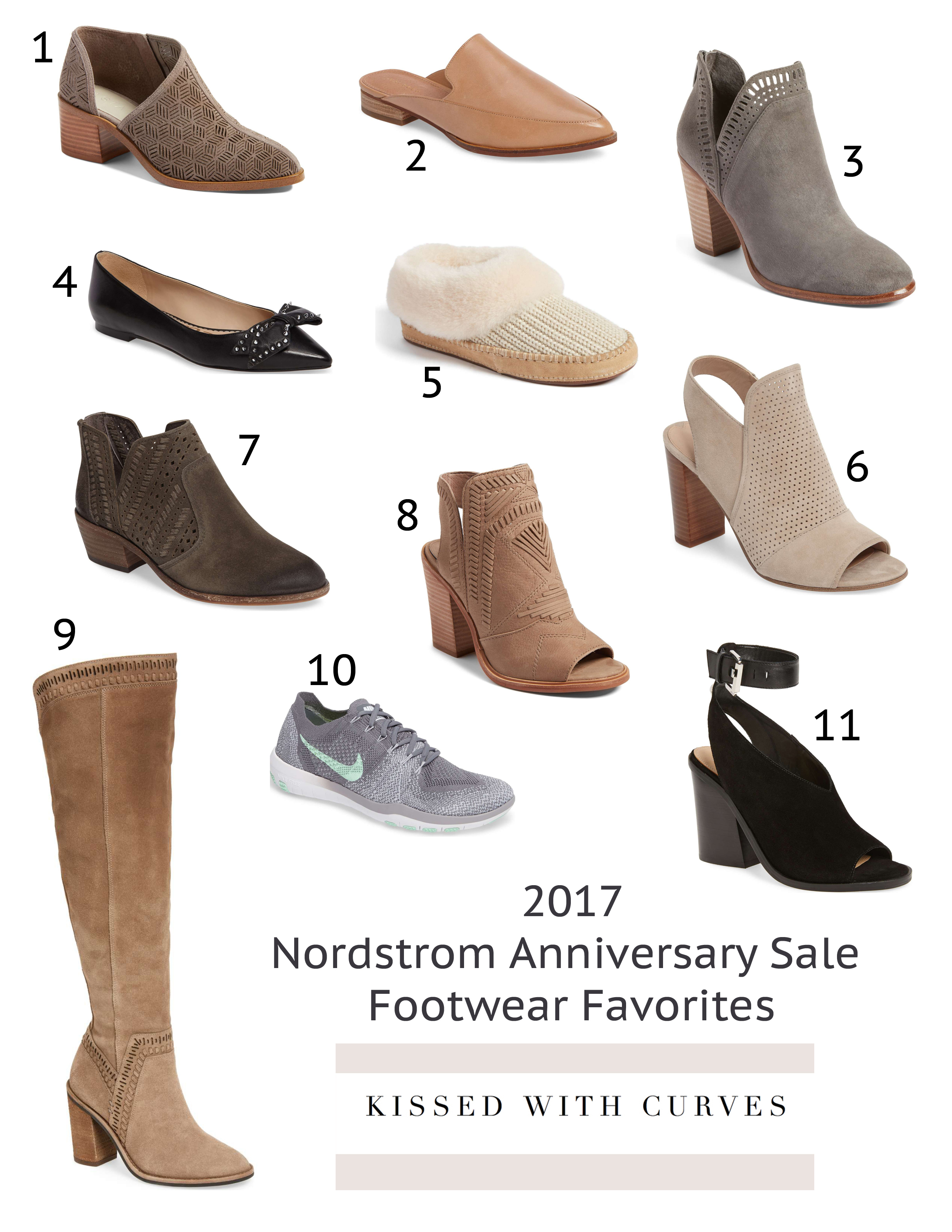 f5f35df57a8 2017 Nordstrom Anniversary Sale - Footwear Favorites - Kissed With Curves