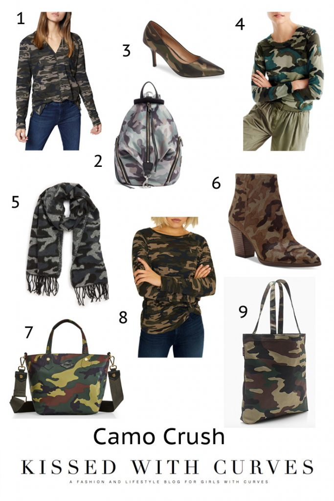 Camo Crush | Kissed With Curves